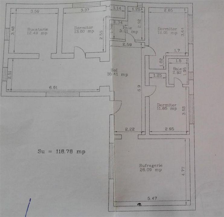 Casa P+M zona Piata Noua,Tulcea