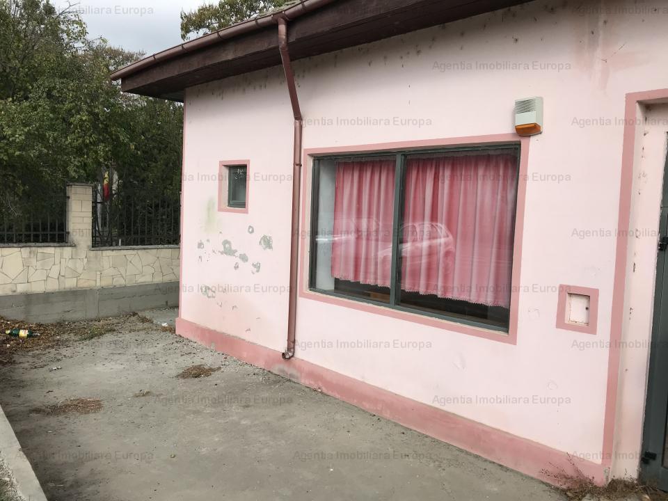 Spatiu comerciat in Centrul Localitatii Nufaru judet Tulcea