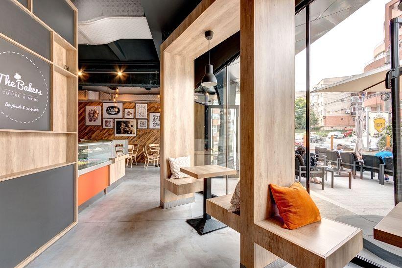 Spatiu comercial cafenea