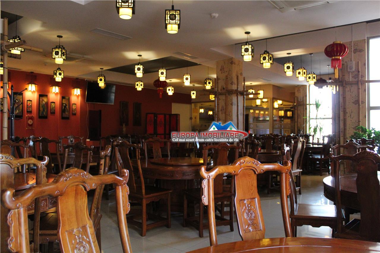Restaurant Bar+terasa cu specific asiatic