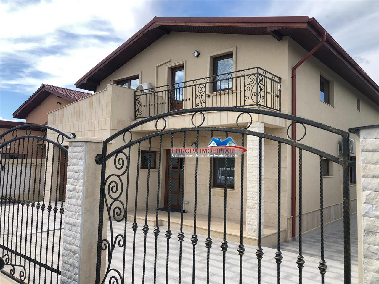 Casa noua P+M cu centrala pe gaz,Tulcea