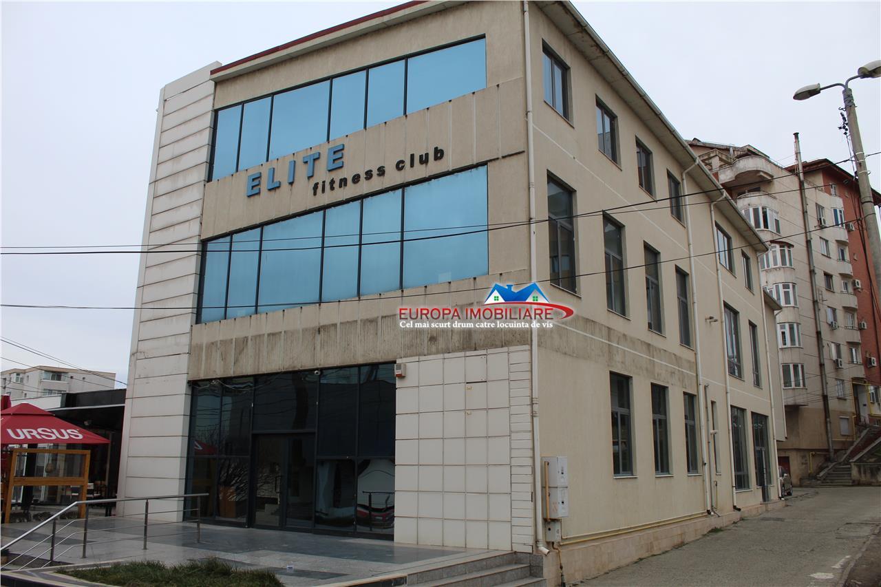 Spatiu comercial strada Babadag