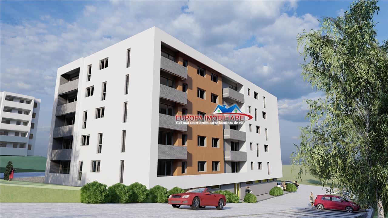 Apartament 3 camere zona C5 in BLOC NOU