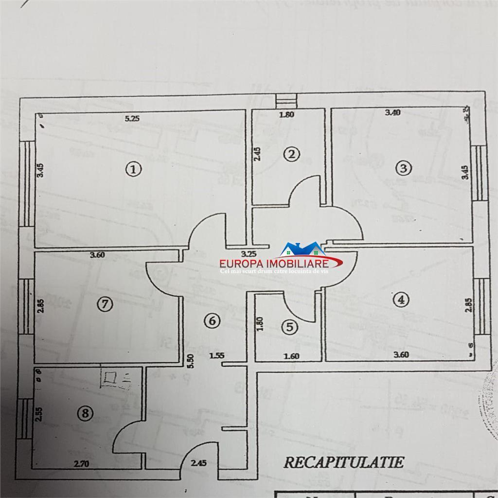 Apartament de vanzare 4 camere zona E3