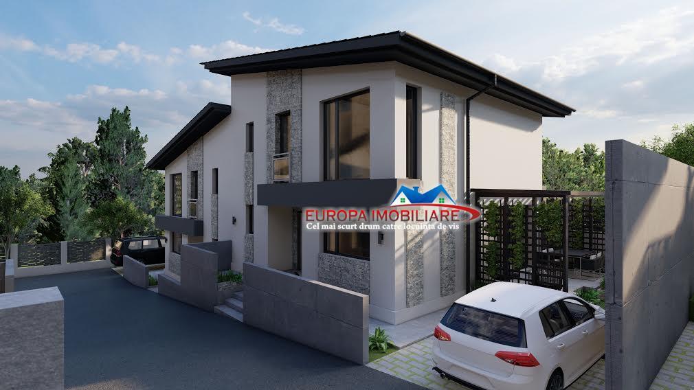 Ansamblu rezidential de case Tulcea