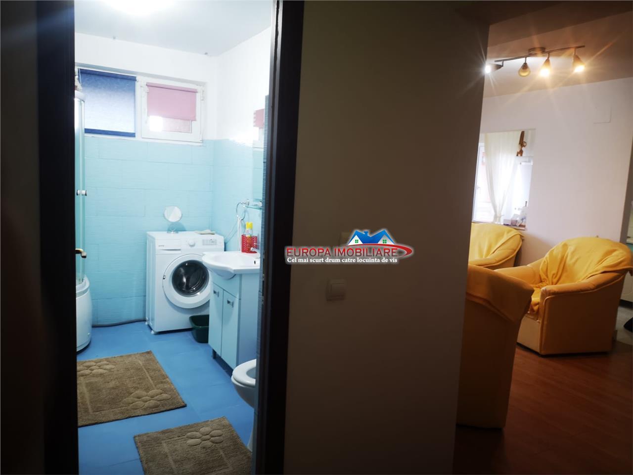 Apartament 2 camere de inchiriat zona centrala Tulcea