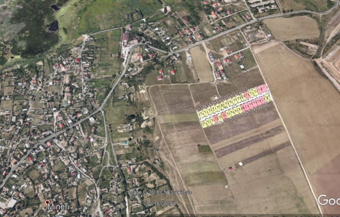 Loturi teren Intravilan sat Mineri