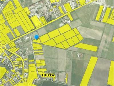 Teren de vanzare Tulcea