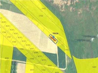 Lot teren zona Baltag