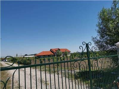 Casa constructie caramida zona linistita, Tulcea