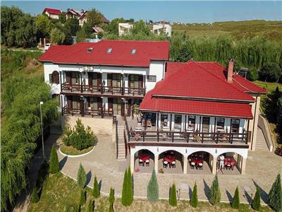 Pensiune turistica + Aqua Parc in Delta Dunarii