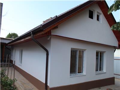 Casa din caramida si BCA cu centrala pe gaz,Tulcea
