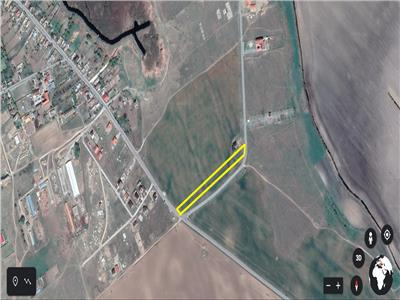 Teren de vanzare in localitatea Murighiol