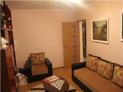 Apartament 3 camere de vanzare zona Piata Civica Tulcea